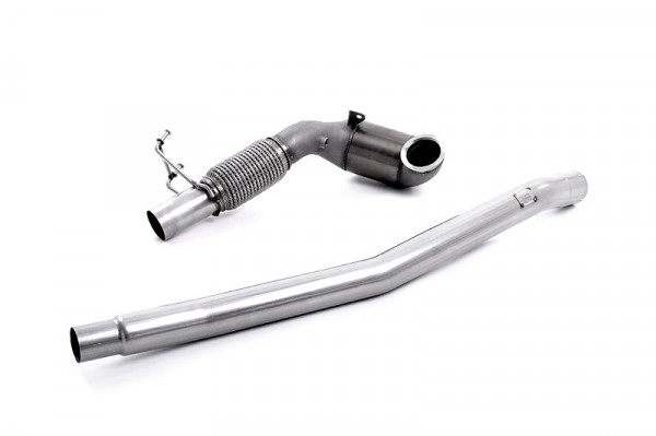2.0L TSI Golf 7 R Downpipe MILLTEK
