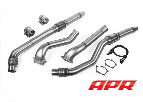 4.0L TFSI Audi S6 RS6 S7 RS7 S8 Downpipe APR